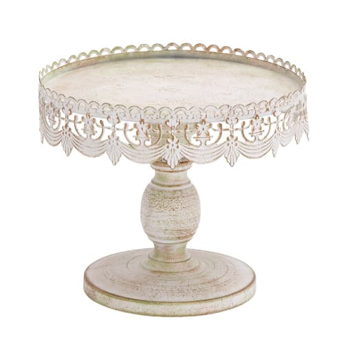 Antique Victorian Decorative Cake Stand