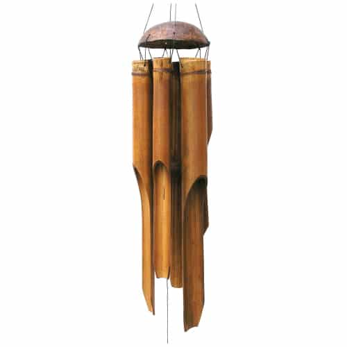 Oriental Wood Wind Chime