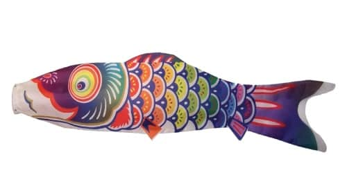 Japanese Koi Fish Windsock