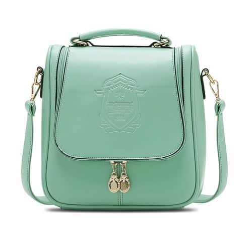 Mint Classic Shoulder Bag