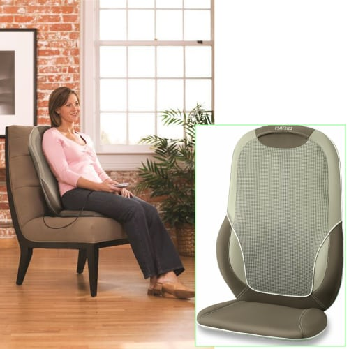HoMedics Total Back and Shoulder Massage Cushion