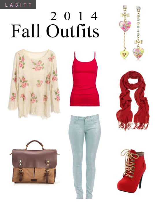 Fall Fashion Outfits for Teens