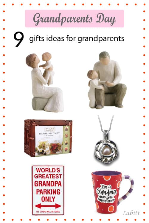Grandparents Day Gifts