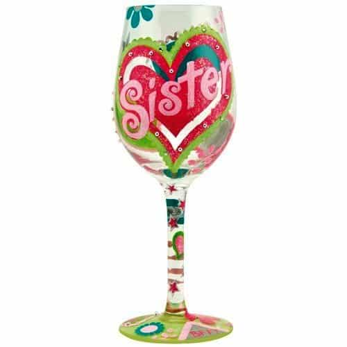 Lolita Love My Wine Glass, Sister My Bff