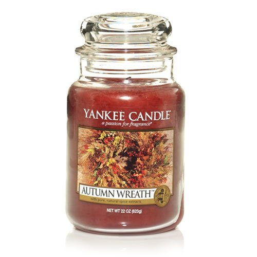 Yankee Candle Autumn Wreath Candle