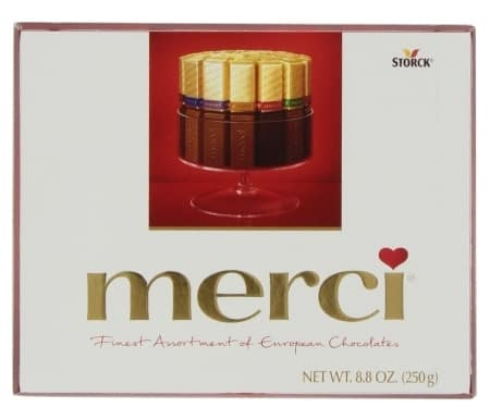Merci European Chocolate