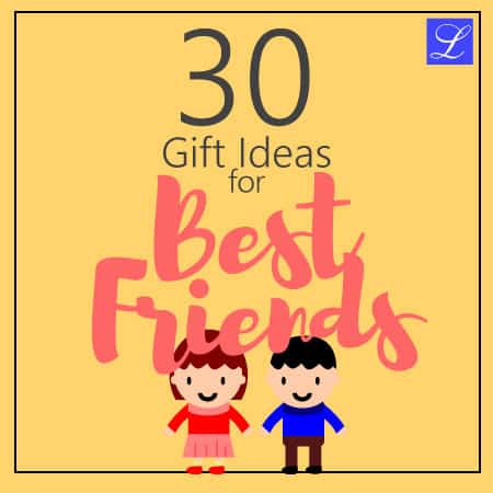 Creative gift ideas for best friend. BFF birthday gift ideas. Sentimental gifts for besties.