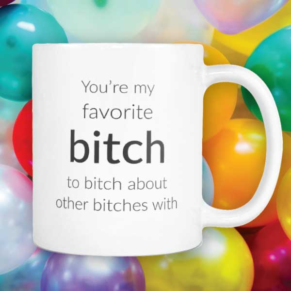 Favorite Friend Mug