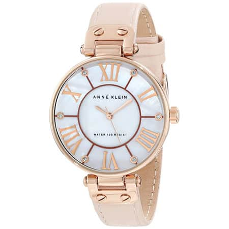 Anne Klein Women's Rose Gold Watch