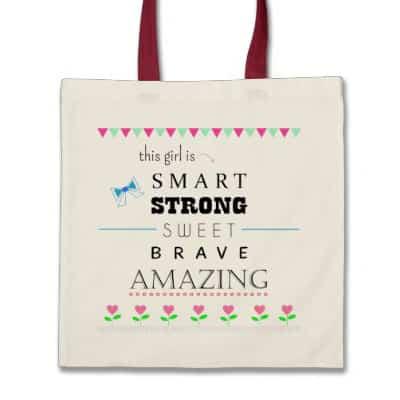 Smart Girls Bag by Vivid_Ideas