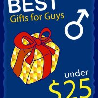 Best Gifts for Guys Under $25