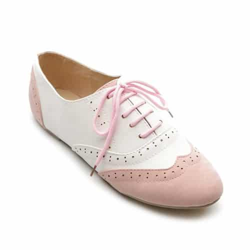 Ollio Women's Oxford