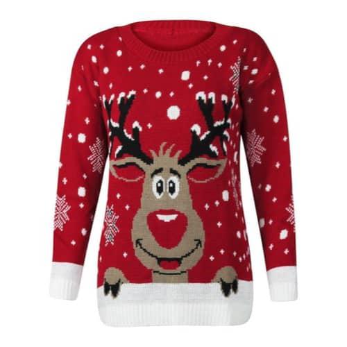 Rudolph Reindeer Jumper