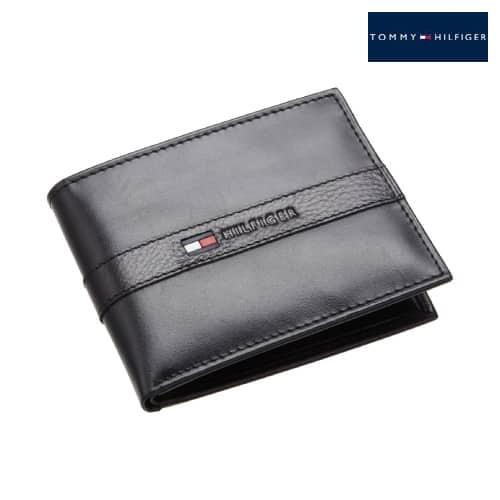 Tommy Hilfiger Men's Ranger Passcase Wallet