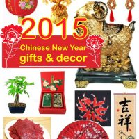 2015 Chinese New Year Decorations and Gift Ideas