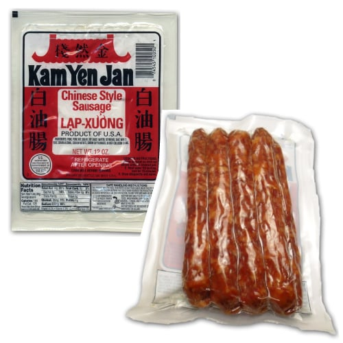 Kam Yen Jan Chinese Style Sausage