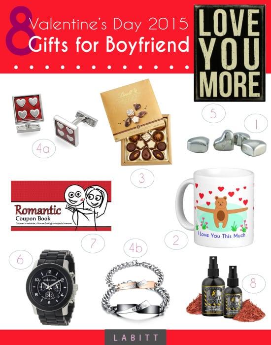 Gift Ideas For Boyfriend Valentines Day 2015