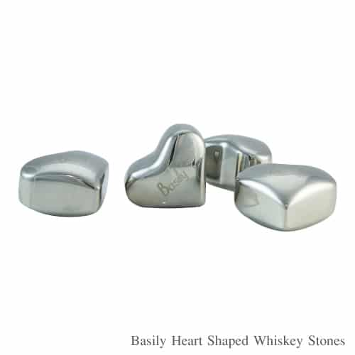 Basily Stainless Steel Chilling Stones