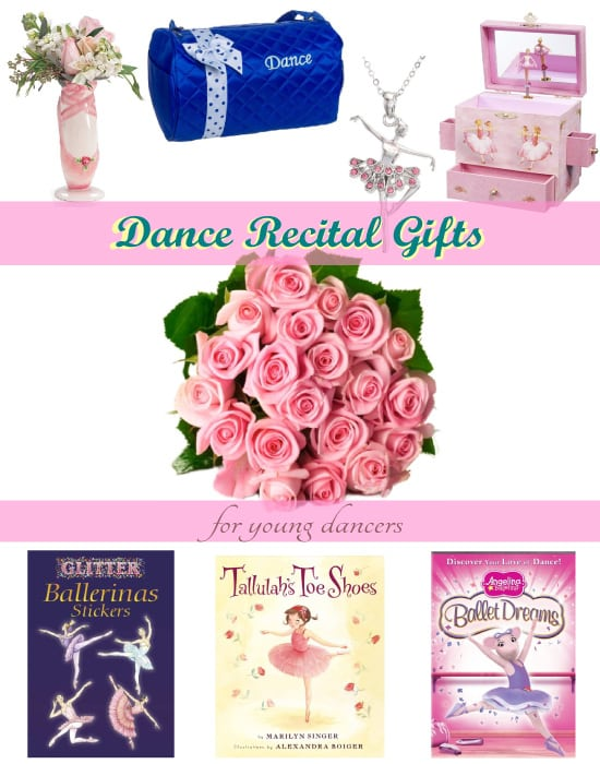 Dance Recital Gifts