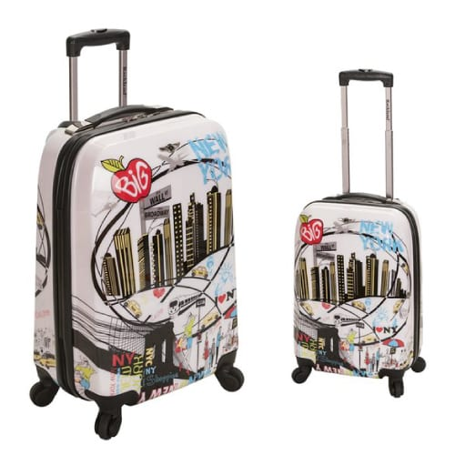 high school graduation gift for her - Rockland Luggage 2 Piece Set