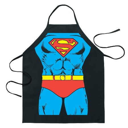 DC Comics Superman Character Apron
