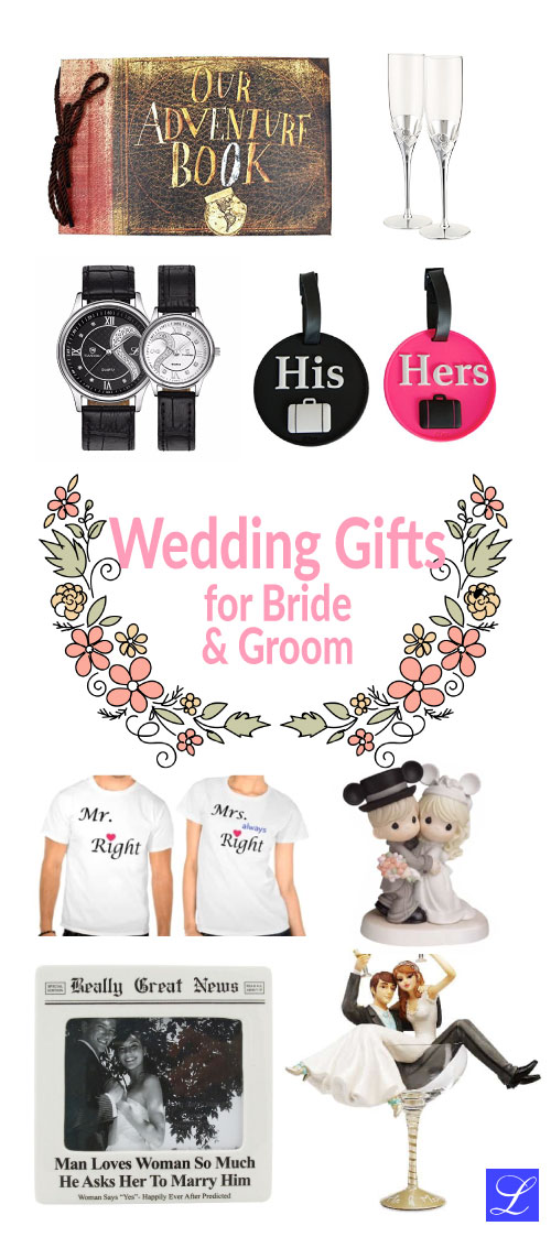 10 Thoughtful Wedding Gift Ideas For Bride And Groom That They Will Actually Appreciate