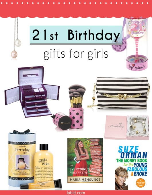 21st Birthday Gifts for Her