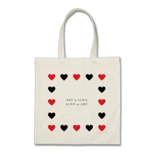 Art and Love Bag