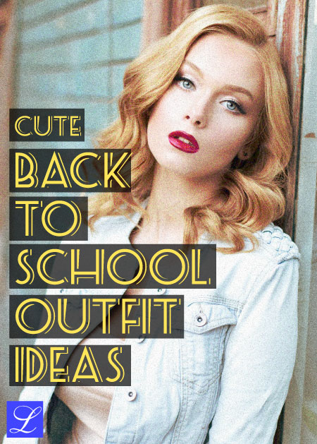 Back to School Outfit Ideas for Girls