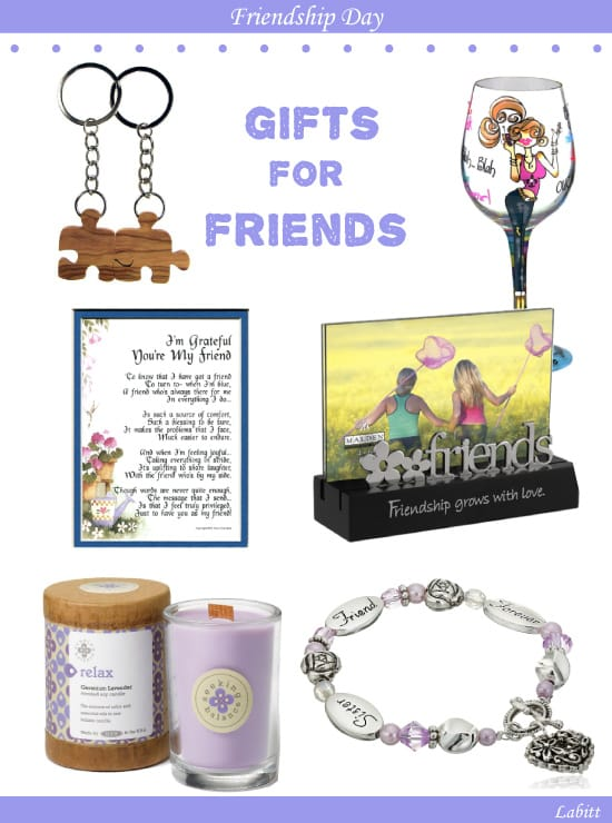 Friendship Day Gift Ideas for Friends