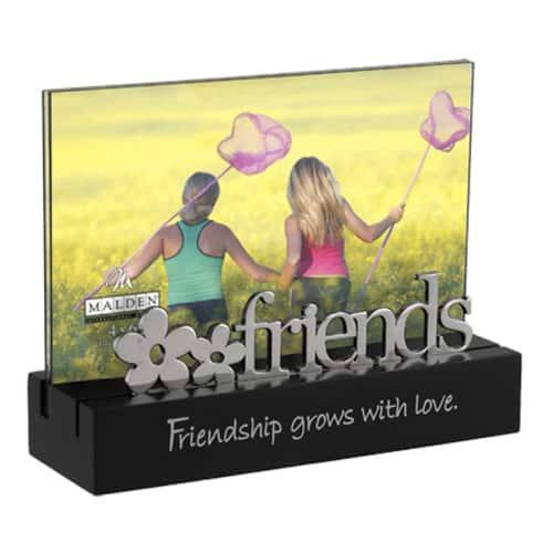 Malden Friends Desktop Picture Frame