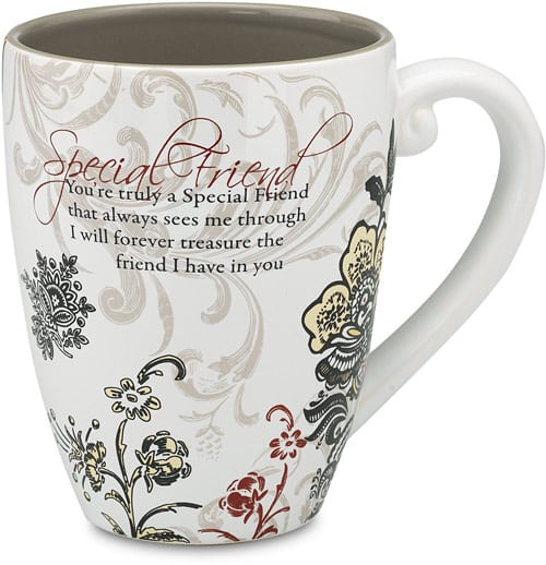 Mark My Words Special Friend Mug