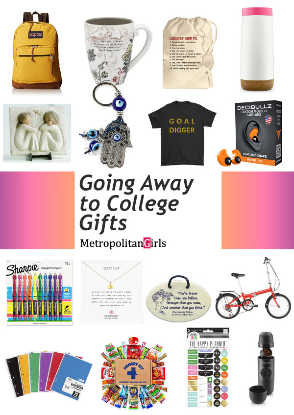 going off to college gift ideas