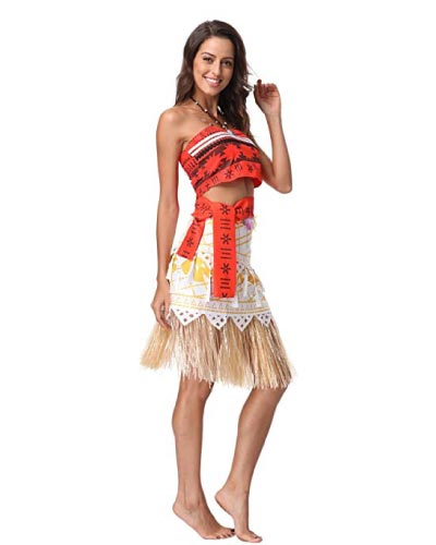 moana costume for girls - halloween