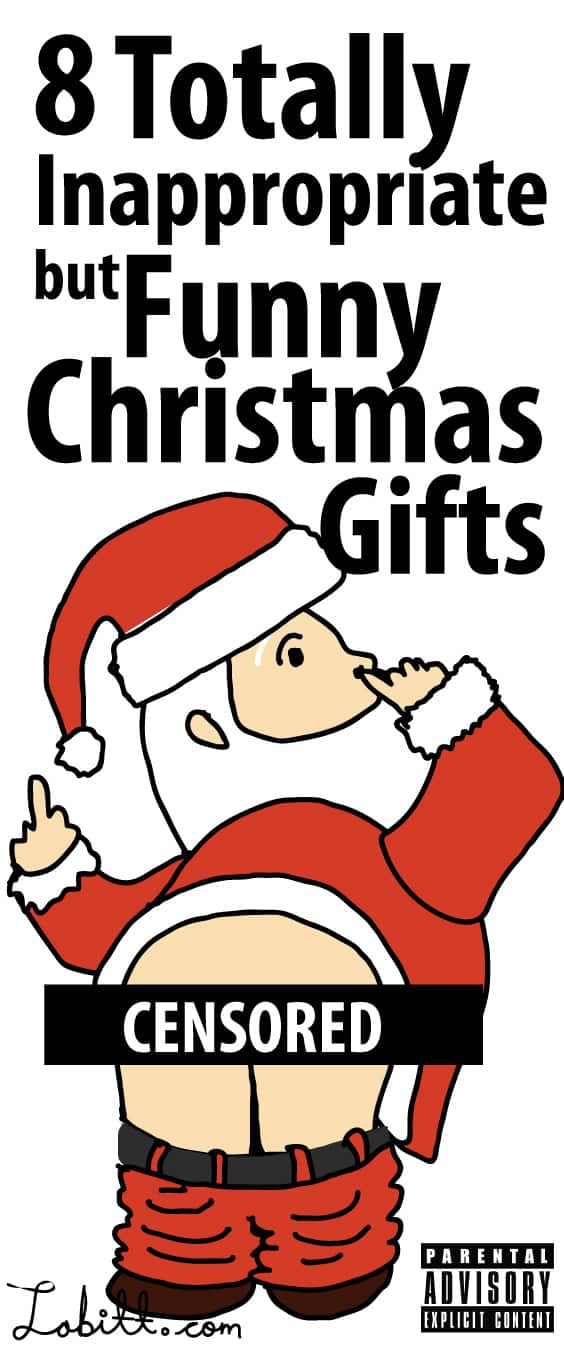 Funny Christmas Gift Ideas. Humorous Gifts.