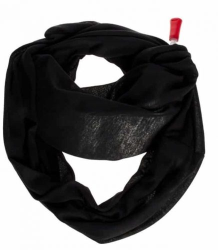 Infinity Scarf With Hidden Flask