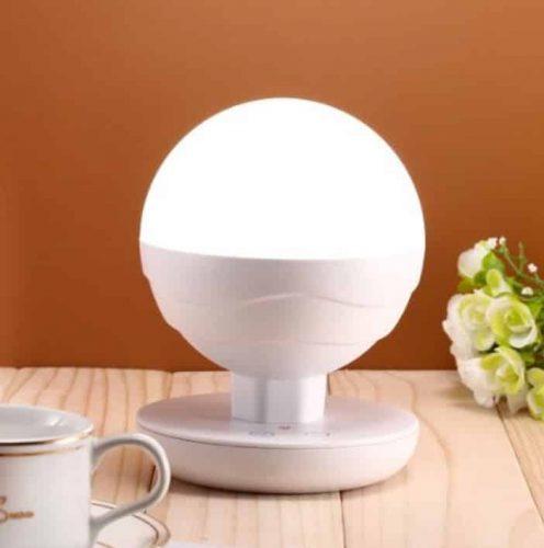 LED Fingerprint Touch Intelligent Light