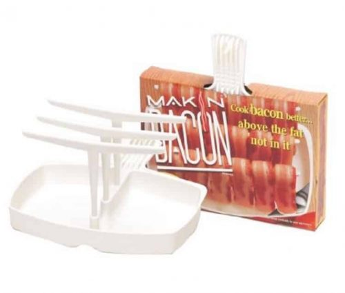Microwave Bacon Rack