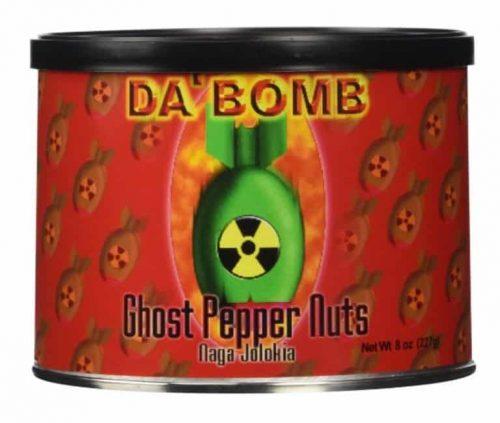 Ghost Pepper Nuts