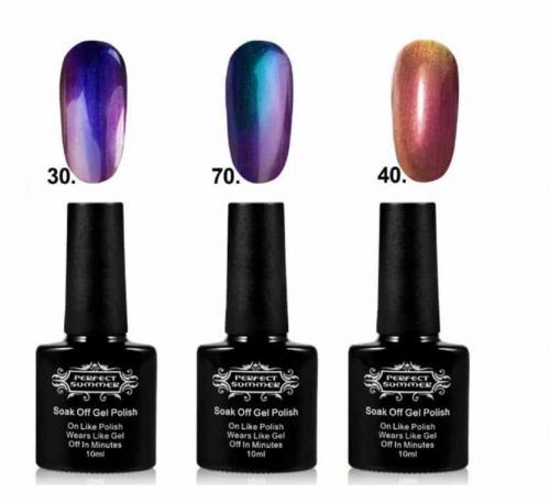 Mood Changing Nail Polish Set