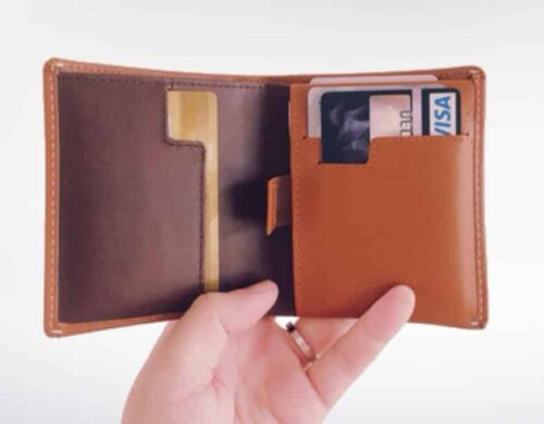 Bellroy Slim Leather Wallet