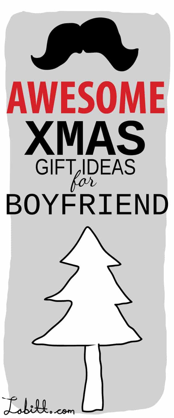 Awesome Christmas Gifts for Boyfriend