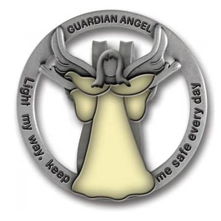 Cathedral Art Guardian Angel Visor Clip