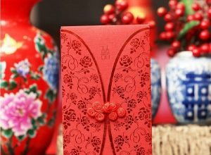 Cheongsam Design Money Envelope
