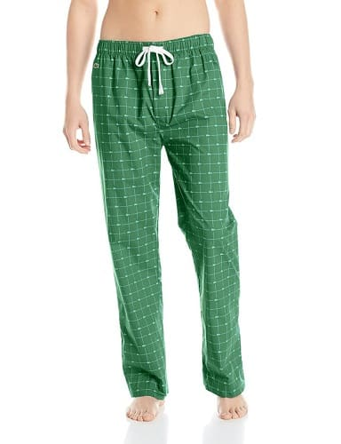 Lacoste Croc-Print Sleep Pant