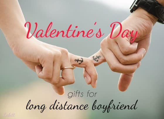 Valentines Gifts For Long Distance Boyfriend