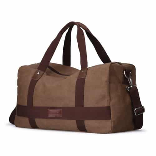 Men's Large Capacity Duffel Gym Bag