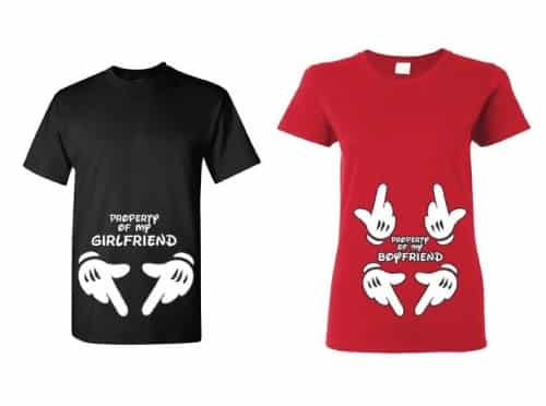 Couple Matching T-shirt