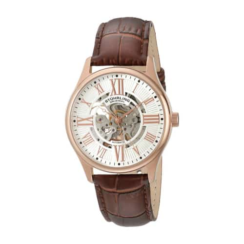 Stuhrling Original Men's Atrium Automatic Watch