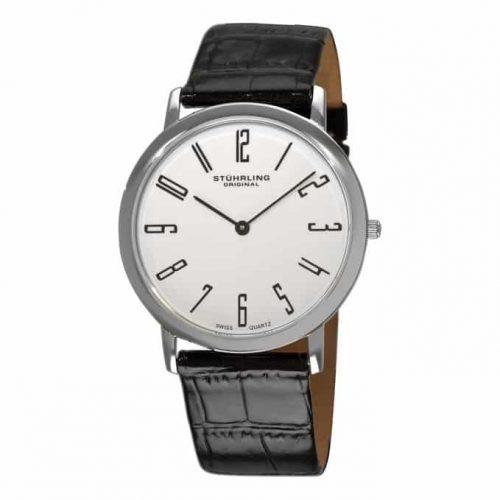Stuhrling Original Men's Classic Ascot Belmont Swiss Watch